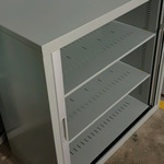 [NSW] Like New Planex Metal Tambour Doors Storage Cabinets $110 Each (20 Available) @ Ken's Office Furniture (Kingsgrove)
