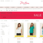 Millers: Sale Items Nothing over $10