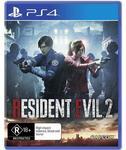[PS4] Resident Evil 2 $79 @ JB Hi-Fi