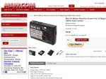 Mini DV Motion Detection Screen-Free 3.0 Mega Pixels CMOS Video Camera $29.98 USD+FS-Save $5