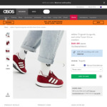 adidas Originals $48, EQT Racing Black $65.80, Nike Air Max $72.80/ $80 & More Shipped @ ASOS