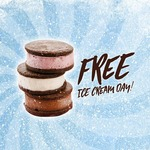 Free Ice Cream Sandwiches from 2PM Today (22/2) @ Lord of The Fries