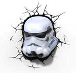 Star Wars 3D Light $39 (Save $10), House & Home Knot  or Woven Cushion $10 (Save $5) @ Big W