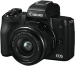 Canon EOS M50KIS Mirrorless Camera with Lens $679 C&C or + Delivery @ The Good Guys eBay