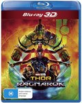 3D Blu-Ray Movies: Marvel - Thor, Avengers; Star Wars, Disney ~ $15.00 Each + Delivery (Free with Prime) @ Amazon AU