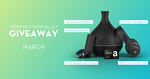 Win a $100 Amazon Gift Card or Other Prizes from Sunvalley
