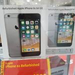 [NSW] iPhone 6S 64GB (Refurbished) $299 @ ALDI Lidcombe