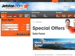 Jetstar - New Zealand Fares from $99 One Way or ~ $150 Return!