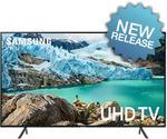 "Samsung 75"" UA75RU7100W Series 7 4K UHD TV $1990 + Delivery @ Videopro"