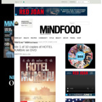 Win 1 of 10 Copies of HOTEL MUMBAI on DVD Worth $25 from MiNDFOOD