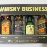 Taste The World of Whisky Gift Pack 4x 50ml Bottles $10 (Save $15) @ BWS