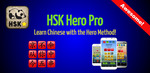 [Android] $0: Learn Mandarin - HSK Hero Pro (Was $29.99) HSK 1 to 6 @ Google Play