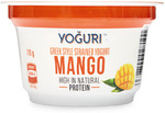 Yoguri Yogurt Assorted Flavours 170g $0.99 @ ALDI