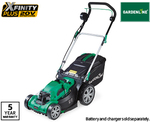 Xfiniti Lawn Mower Brushless Motor Skin Only $179 @ ALDI