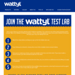 Win 1 of 5 Wattyl Paint Packages Worth $2,862 from Valspar Paint Services