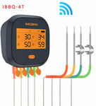 Inkbird New BBQ Thermometer IBBQ-4T AU $99 Delivered (40% off, Original Price AU $165) @ Inkbird eBay
