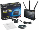 ASUS RT-AC68U Wireless-AC1900 Dual Band Gigabit Router $146.30 + $6 Delivery (Free C&C) @ Bing Lee