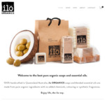 5% off Sitewide on Pure Organic Soap and Essential Oils @ ilo ORGANICS