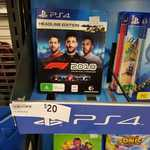 [PS4] F1 2018 $20 @ Target (in Store Only)