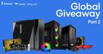 Win a GALAX 1660 Super Ex GPU & Fractal Chassis/PSU/Fan Bundle from Fractal Design