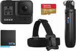 GoPro HERO8 Black Action Cam Bundle $490.50 + Delivery @ VideoPro eBay