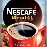 [QLD] ½ Price NESCAFÉ Original or Espresso Blend 43 500g $10 @ Supa IGA