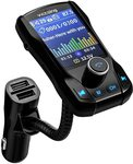 "VicTsing FM Transmitter with 1.8"" Colour Screen $15.99 (Was $26.99) + Delivery ($0 Prime / $39 Spend) @ Amazon AU"