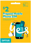 Free Optus $2 Prepaid Starter Pack $0 Delivered @ Your Mobile