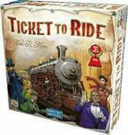 Ticket to Ride Base Game $39.99 Delivered @ ckgifts88 eBay