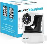 30% off 1080P Wi-Fi Security Camera $40.59 (Was $57.99) Delivered @ GENBOLT Amazon AU