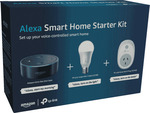 Amazon Alexa Smart Home Starter Kit $49 (C&C Only) @ The Good Guys