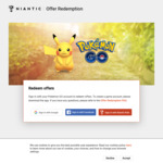 [iOS, Android] Free - 3x Redeemable Codes With Poké/Great/Ultra Balls, Berries & Revives Bundles @ Pokemon Go