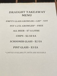 [NSW] $7/L Craft Beer Growler or Squealer Fills at The Oaks, Neutral Bay