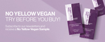 Free - No Yellow Vegan Shampoo Sample - Fanola