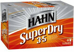 [WA] Hahn Super Dry 3.5% 330ml 24pk $29.99 (Past Best Before Date) + Delivery (Free C&C) @ Liberty Liquors