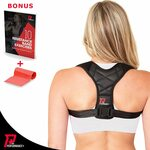 37% off Posture Corrector (Bonus Resistance Band & eBook) $22.07 + Delivery ($0 with Prime/ $39 Spend) @ ProPerformance Amazon