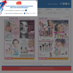 Spend over $30 on L'oréal Paris Cosmetics and Receive a 'Treat Yourself Pamper Pack' (Valued at $80) @ Chemist Warehouse