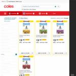 Freedom Foods Barley+ Muesli, 4 Varieties, $3.00 (Was $6.00 or 50% off) @ Coles in Store or Online