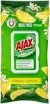 Ajax Eco Multipurpose Cleaning Wipes 110 Pack $5 ($4.50 S&S) + Delivery ($0 with Prime/ $39 Spend) @ Amazon AU
