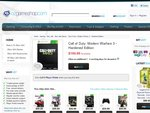 Call of Duty: Modern Warfare 3 - Hardened Edition only $106.99 (Xbox 360 & PS3)
