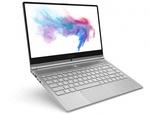 """MSI Modern 14 A10M 14"""" FHD IPS Core i5-10210U 8GB RAM 512GB SSD Laptop - $999 Delivered (Was $1199) @ Centre Com"""
