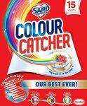 Sard Wonder Colour Catcher 15 Sheets, $3.50 / $3.15 (Sub & Save) + Delivery ($0 with Prime / S&S) @ Amazon AU