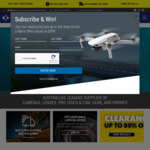 Win a DJI Mavic Mini Worth $599 from CR Kennedy Pty Ltd