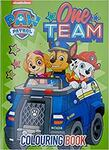 Paw Patrol Colouring Books $1 + Delivery ($0 with Prime/ $39 Spend) @ Amazon AU