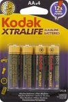 KODAK AA Xtralife Alkaline Batteries, 60 Pack $19.53 + Delivery ($0 with Prime/ $39 Spend) @ Amazon AU