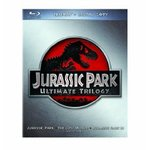 Jurassic Park Ultimate Trilogy Blu-Ray @ Amazon ~AUD $36 Delivered