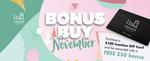 [VIC] Buy $100 Gift Card Get $50 Bonus @ Ivanhoe Traders