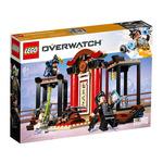 LEGO Overwatch Hanzo vs. Genji 75971 $19 @ Target