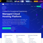 Cloudways Hosting 40% Discount on First 4 Months - Starts from $10/Mo