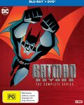 Batman Beyond Comp Collection (Blu-ray) $35.99 + Delivery ($0 with Prime/ $39 Spend) @ Amazon AU